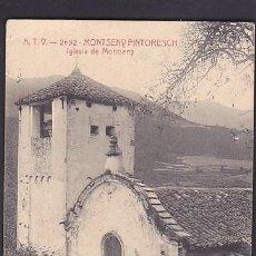 Postales: POSTAL ATV 2692 MONTSENY PINTORESCH. Lote 221916176