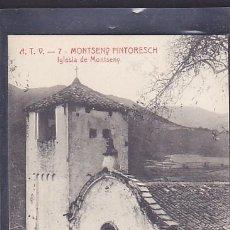 Postales: POSTAL ATV 7 MONTSENY PINTORESCH. Lote 221916216