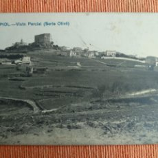 Postales: PAPIOL - VISTA PARCIAL ( SERIE OLIVE ) FOTOGRAFICA. Lote 221939211