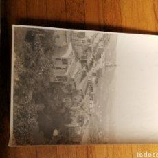 Postales: FOTOGRAFÍA DE POBLACIÓN CATALANA DESCONOCIDA DE 1927.. Lote 221948605