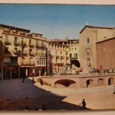 Postales: CARDONA - PLAZA DEL GENERALÍSIMO - LMX - PBAR13. Lote 221956187