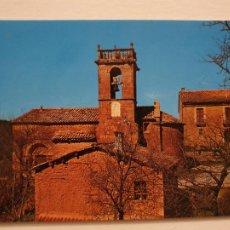 Postales: CORNET / SALLENT - ESGLÉSIA / IGLESIA DE SANTA MARIA - - LMX - PBAR13. Lote 221956861