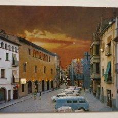 Postales: SALLENT - PLAZA DE LA PAZ - LMX - PBAR13. Lote 221956993