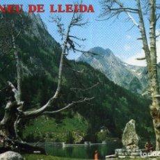 Postales: PIRINEU DE LLEIDA - ESPOT, LLAC SANT MAURICI. Lote 221984365