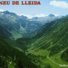 Postales: PIRINEU DE LLEIDA - VALL D´ARAN. Lote 221984391