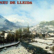 Postales: PIRINEU DE LLEIDA - ESTERRI D´ANEU. Lote 221984510