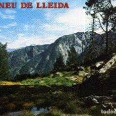 Postales: PIRINEU DE LLEIDA - AIGUAMOIX (VALL D´ARAN). Lote 221984796
