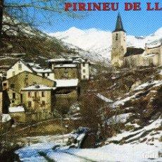 Postales: PIRINEU DE LLEIDA - UNARRE (PALLARS SUBIRÀ). Lote 221984881