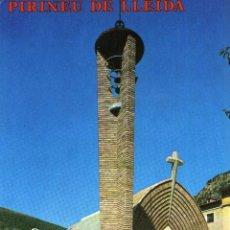 Postales: PIRINEU DE LLEIDA - PONT DE SUERT. Lote 221984932