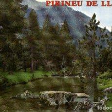Postales: PIRINEU DE LLEIDA - PARC NACIONAL D´AIGÜES TORTES. Lote 221984972