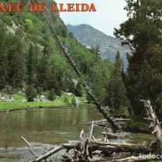Postales: PIRINEU DE LLEIDA - PARC NACIONAL D´AIGÜES TORTES. Lote 221985013