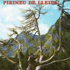 Postales: PIRINEU DE LLEIDA - ESPOT, LLAC SANT MAURICI. Lote 221985192