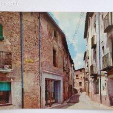 Cartes Postales: ALPENS - CARRER DE LA PLACETA - LMX - PBAR17. Lote 222022885