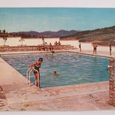 Cartes Postales: LA LLACUNA - PISCINA - LMX - PBAR18. Lote 222026498