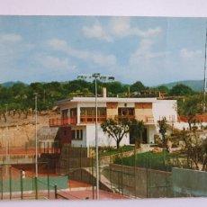 Cartes Postales: MOLINS DE REI - PISTAS DE TENIS SANT JORDI - LMX - PBAR19. Lote 222031125