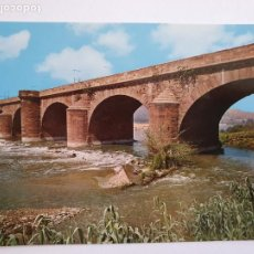 Cartes Postales: MOLINS DE REI - PUENTE - LMX - PBAR19. Lote 222031198
