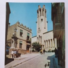 Cartes Postales: MOLINS DE REI - CARRER IGNASI IGLESIAS - LMX - PBAR19. Lote 222031421