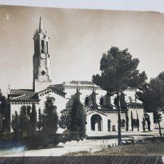 Postales: SABADELL- IGLESIA LA SALUD - CIRCULADO. Lote 222044490