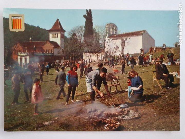 SANT CUGAT DEL VALLÈS - APLEC DE SANT MEDIR - LMX - PBAR21 (Postales - España - Cataluña Moderna (desde 1940))