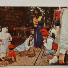 Cartes Postales: VALLDOREIX - PESSEBRE VIVENT - PESEBRE VIVIENTE - LMX - PBAR22. Lote 222070817