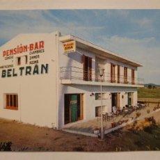 Cartes Postales: TORDERA - PENSIÓN BAR BELTRÁN - LMX - PBAR22. Lote 222073813