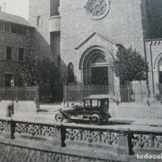 Cartoline: BARCELONA-IGLESIA, BAPTISTERIO Y CASA RECTORAL-ATV-ANGEL TOLDRA VIAZO-A.T.V.-POSTAL ANTIGUA-(75.112). Lote 222079751