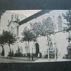 Cartoline: BARCELONA-PURISIMA CONCEPCION-CALLE LAURIA-ATV-ANGEL TOLDRA VIAZO-A.T.V.-POSTAL ANTIGUA-(75.114). Lote 222079917