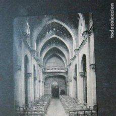 Cartoline: BARCELONA-PURISIMA CONCEPCION-INTERIOR CAPILLA-ATV-ANGEL TOLDRA VIAZO-A.T.V.-POSTAL ANTIGUA-(75.116). Lote 222079970