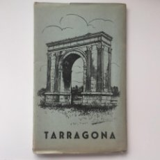 Postales: TARRAGONA - LIBRITO 10 POSTALES 14 X 9 CM - Nº 2 ED. A. GARCÍA GARRABELLA. Lote 222202620