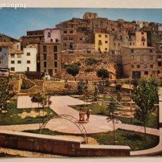 Postales: HORTA DE SANT JOAN - PARQUE INFANTIL - TARRAGONA - LMX - PTAR2. Lote 222392686