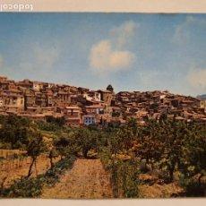 Postales: HORTA DE SANT JOAN - VISTA PANORÁMICA - TARRAGONA - LMX - PTAR2. Lote 222392861