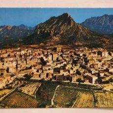 Postales: HORTA DE SANT JOAN - VISTA AÉREA - TARRAGONA - LMX - PTAR2. Lote 222392961