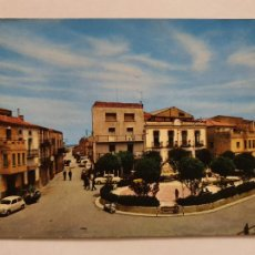 Postales: HORTA DE SANT JOAN - PLAZA CALVO SOTELO - TARRAGONA - LMX - PTAR2. Lote 222393056