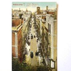 Postales: P-11689. BARCELONA. 2 POSTALES COLOREADAS ED JORGE VENINI, NÚMEROS 41 Y 74. SIN CIRCULAR.. Lote 222613945