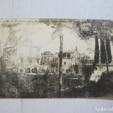 Postales: PALAU SOLITAR Y PLEGAMANS-CASA PADRO-J.B. 11-FOTOGRAFICA-POSTAL ANTIGUA-(75.260). Lote 222693981