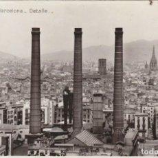 Postales: POSTAL 1062 BARCELONA...DETALLE...EDICIONES LIBRERIA FRANCESA. Lote 222695756