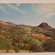 Postales: SANTA LINYA - LLEIDA - CASTELL / VISTA GENERAL Y CASTILLO - LMX - PLLE6. Lote 222713525