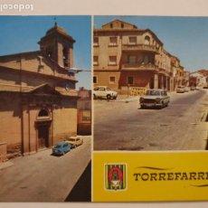 Postales: TORREFARRERA - VISTES - LMX - PLLE6. Lote 222713646