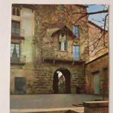 Postales: GUISSONA - EL PORTAL DE L'ANGEL - LLEIDA - LMX - PLLE6. Lote 222713728