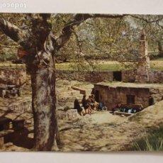 Postales: GUISSONA - FONT DEL'ESTANY / FUENTE - LLEIDA - LMX - PLLE6. Lote 222714190
