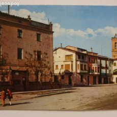 Postales: TORREGROSSA - PLAÇA / PLAZA CANALEJAS - LLEIDA - LMX - PLLE6. Lote 222714543