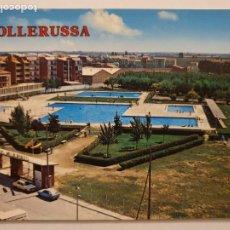 Postales: MOLLERUSSA - PISCINES / PISCINA - LLEIDA - LMX - PLLE6. Lote 222714926