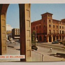 Postales: MOLLERUSSA - ARCS DE L'ESGLÉSIA I AJUNTAMENT / IGLESIA Y AYUNTAMIENTO - LLEIDA - LMX - PLLE6. Lote 222715238