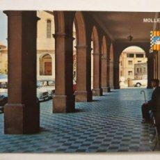 Postales: MOLLERUSSA - ARCS AJUNTAMENT / ARCOS AYUNTAMIENTO - LLEIDA - LMX - PLLE6. Lote 222715282
