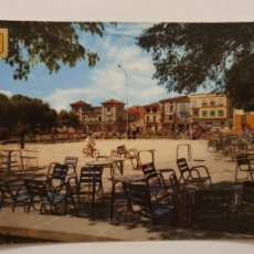 Postales: BORGES BLANQUES - PARC / PARQUE DEL TERRALL - LLEIDA - LMX - PLLE6. Lote 222716080