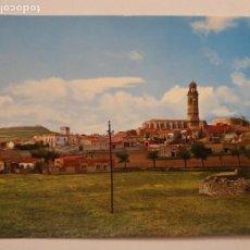 Postales: CALAF - VISTA PARCIAL - LLEIDA - LMX - PLLE6. Lote 222716522