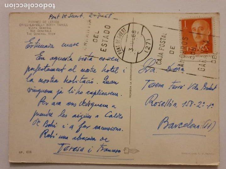 Postales: ERILL LA VALL - BOÍ - TAÜLL - VISTA GENERAL - LMX - PLLE12 - Foto 2 - 222848827