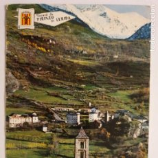 Postales: ERILL LA VALL - BOÍ - TAÜLL - VISTA GENERAL - LMX - PLLE12. Lote 222848827