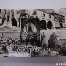 Postales: POSTAL RECUERDO DE GUIMERÀ. Lote 222866426