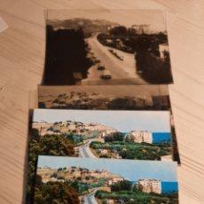 Postales: ARENYS DE MAR / CAMPING LA ESTRELLA .- POSTAL , NEGATIVOS Y PRUEBAS DE COLOR / EDI. PERGAMINO. Lote 222906677